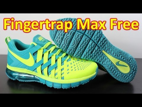 Nike Fingertrap Max Volt/Turbo Green - Review + On Feet