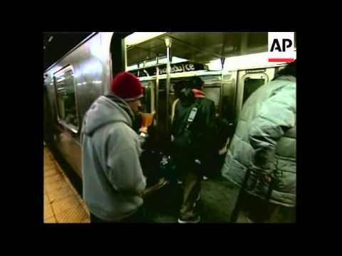 AP coverage as transport strike ends