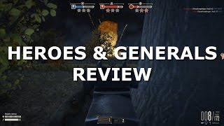 Heroes & Generals - Review
