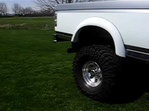 1992 Banks powered Ford F-250 lifted. 7.3l IDI. For Sale 10.500