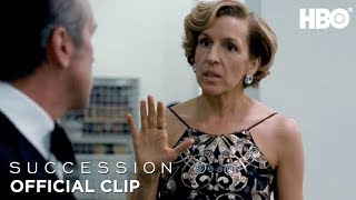 'Cold Butter' Ep. 4 Official Clip | Succession | HBO