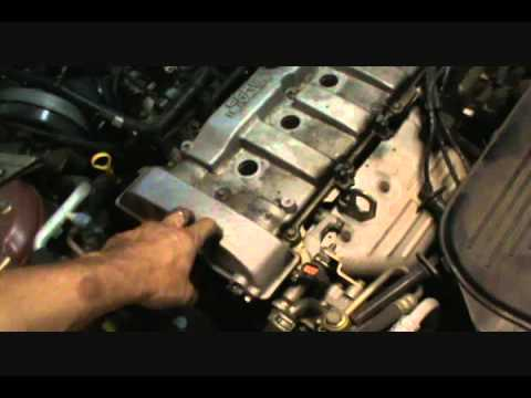 1999-03 Mazda Protege timing belt replacement: Part 1