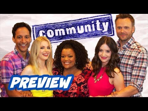 Community Season 5 Preview