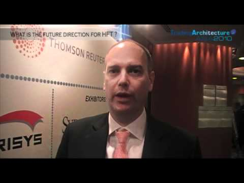 Bob Caisley, Singapore Stock Exchange on the future of HFT in Asia,  at Trading Architecture HK