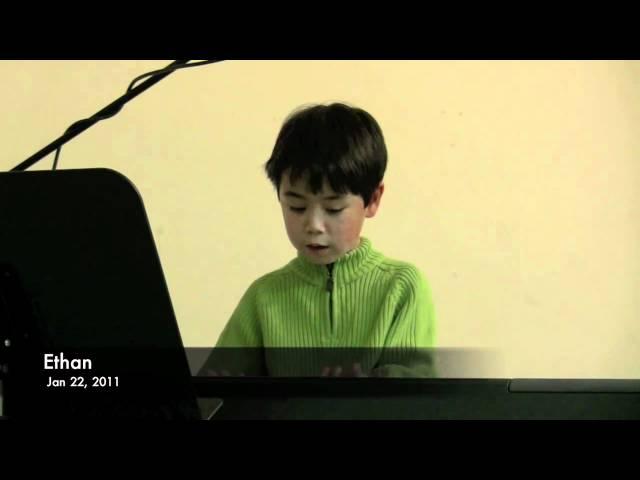 Ethan's Winter Music Recital 2011