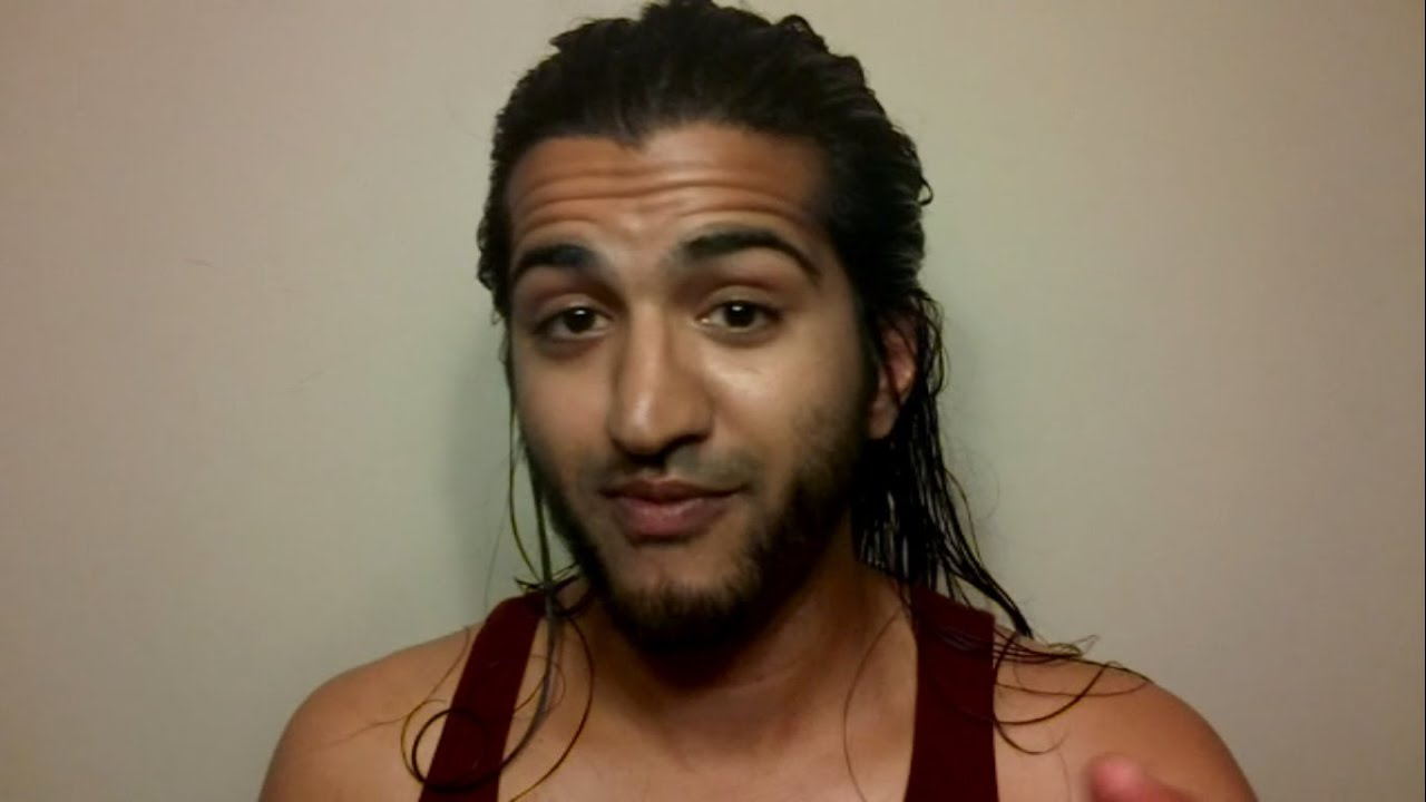 Man Grows Out Long Indian Hair For 3 Years Journey On