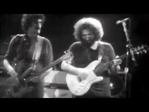 Jerry Garcia Band 7-9-77 Late Show Convention Hall Asbury Park NJ
