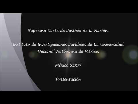 DESICIONES RELEVANTES DE LA SUPREMA CORTE