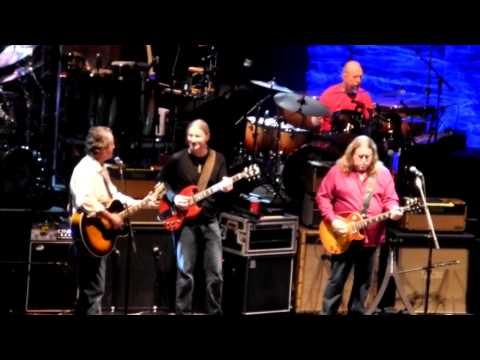 The Allman Brothers Band - Please Be With Me