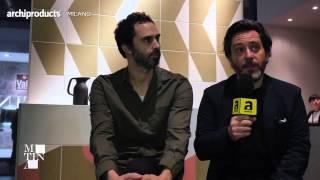 Salone del Mobile.Milano 2016 | MUTINA - Barber & Osgerby, Massimo Orsini