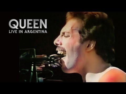 Queen | Somebody To Love (Live in Buenos Aires, Argentina, March 1, 1981)