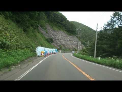 新川汲Shin [New] Kakkumi Tunnel (r83, Hakodate [Hokkaido], 2056m)