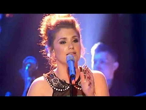 X-Factor's Ella Henderson performs Silent Night   The ...