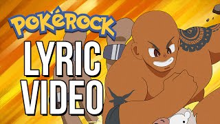 POKEROCK THEME feat. Original Pokemon Singer JASON PAIGE (Official Lyric Video)