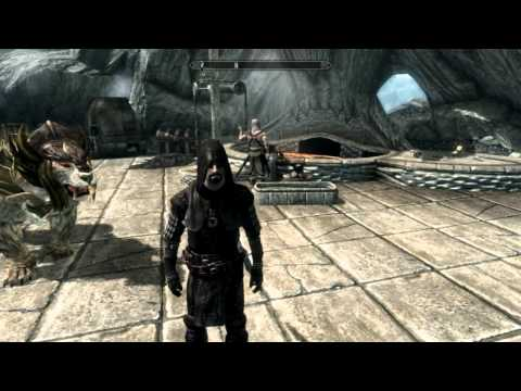 Skyrim Better Shrouded Armor