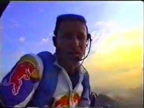 BASE Jump: Felix Baumgartner in Rio de Janeiro