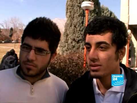 Iran: L'affaire Clotilde Reiss vue depuis l'université d'Ispahan