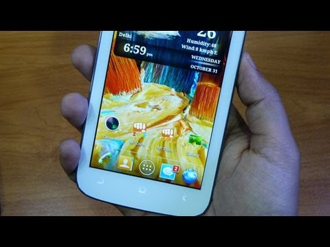 Micromax A110 CANVAS 2 Unboxing & Hands On REVIEW HD by Gadgets Portal