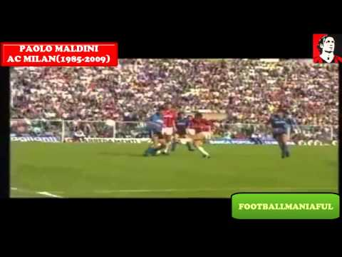 Paolo Maldini-The Legend of AC Milan