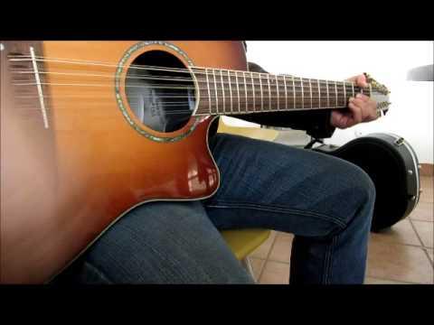 Angeles de Dios Guitarra - YouTube