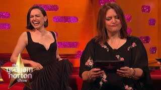 Daisy Ridley Watches Gavin & Stacey Cast Recreate STAR WARS! | The Graham Norton Show