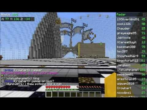Minecraft Mod/Hack - Nodus (Force Fields. Criticals. X-Ray vision and MORE!)