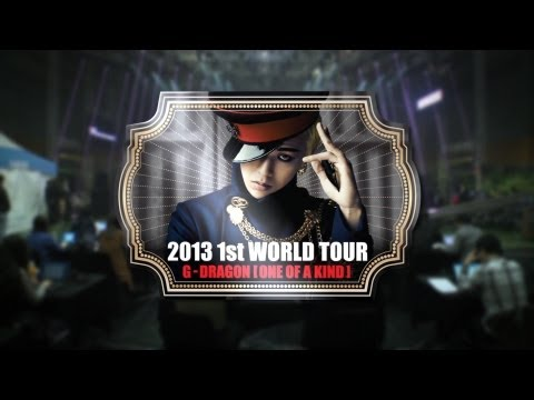G-DRAGON 2013 WORLD TOUR [ONE OF A KIND] Official Trailer (Interview)