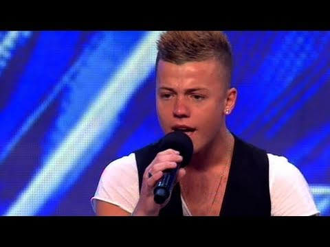 Tom Richard's X Factor Audition (Full Version) - itv.com/xfactor