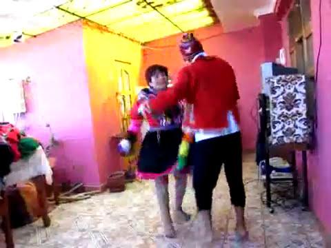 Curso de danzas del Cusco Perú - Cours de danses de Cusco au Pérou