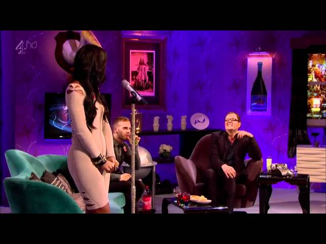 X Factor Judges on Alan Carr Chatty Man (13 November 2011) - Part 3/3
