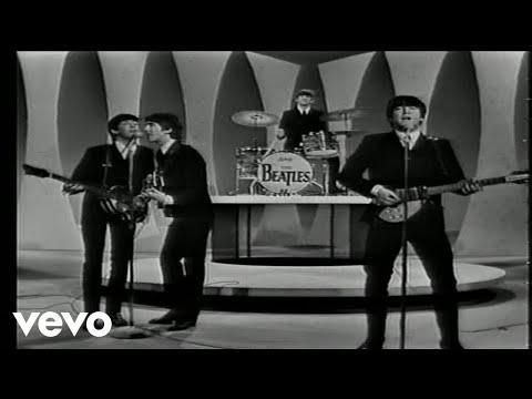 The Beatles Twist & Shout pop music videos 2016