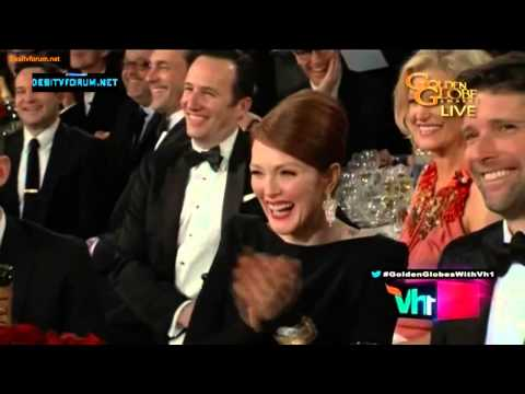 The 70th Annual Golden Globe Awards 2013 720p 14th January 2013 Video Watch Online HD Pt1