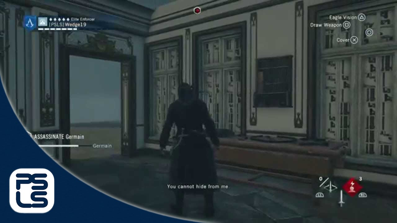 Secret Room Assassin S Creed Unity