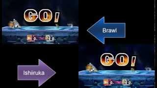 [Dolphin Hacks] Ishiiruka/Brawl Shaders Comparison