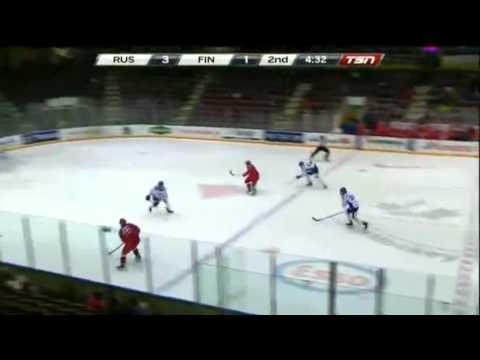 Nov 07, 2014 WHC-17: Russia 6-1 Finland