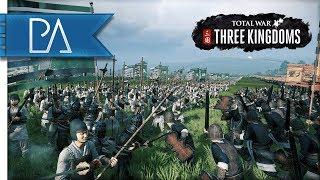INTENSE BATTLE OF AMBUSHES - Total War: Three Kingdoms