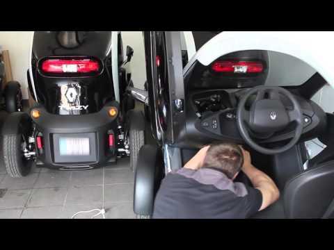 GPS nyomkövető beszerelés elektromos autóba