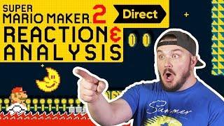 Super Mario Maker 2 Direct! Reaction & Analysis