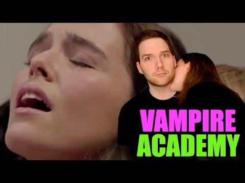 Vampire Academy - Movie Review