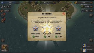 Battle Islands - Sergent II