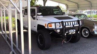 2009 Hummer H3T Alpha | Full Tour, Start Up, & Test Drive