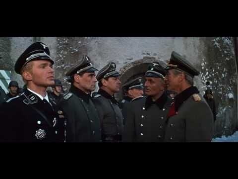 Where Eagles Dare is listed (or ranked) 18 on the list The Greatest World War II Movies of All Time