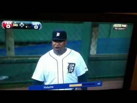 Hey Torrealba, You Big Pussy! (detroit Fan On Fox) video