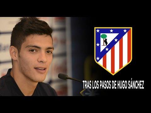 Raúl Jiménez, nuevo jugador del Atlético de Madrid