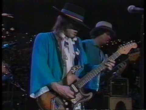 Stevie Ray Vaughan Texas Flood 1983