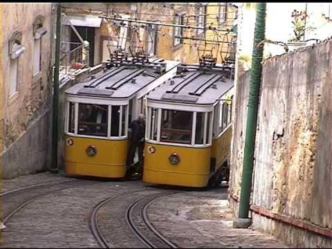 2001 05 01 Lissabon Elevador Lavra