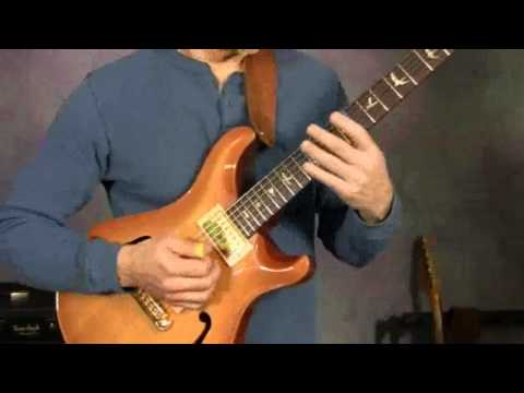 Lesson - Two Position Pentatonic quintuplets