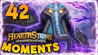 Old Gods Hearthstone Daily Best Moments #42 | Master of Evolution