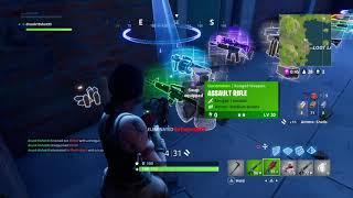 Fortnite ninja and trap combo