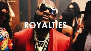 Rick Ross Type Beat - Royalties